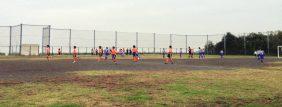 vs 東汲沢SC 。いい試合だった。