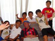 伊藤コーチと6年生DSC01063