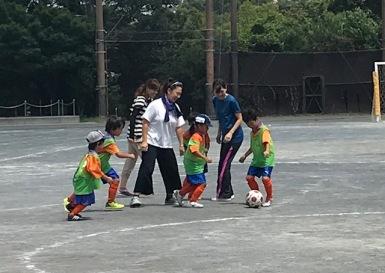 2018夏U8親子サッカー大会 3