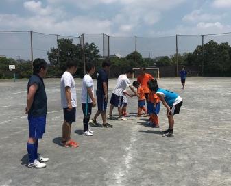 2018夏U8親子サッカー大会 4
