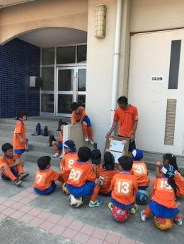 2018夏U8親子サッカー大会 7